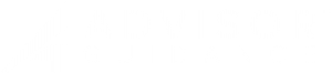 Advisor Guidance Logo White