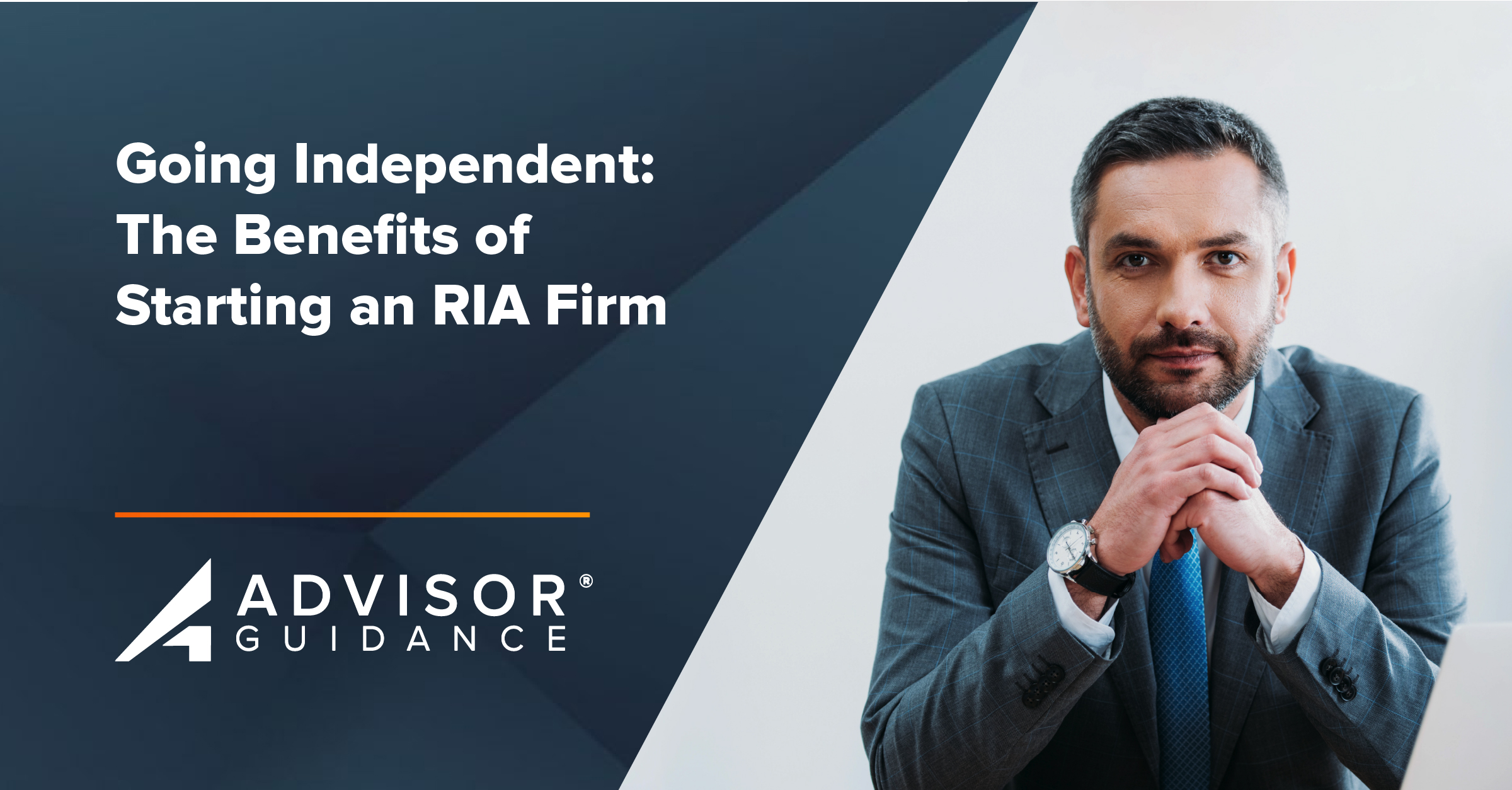 Starting an RIA Firm